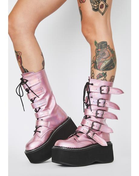 Cosmic Candy Armageddon Boots