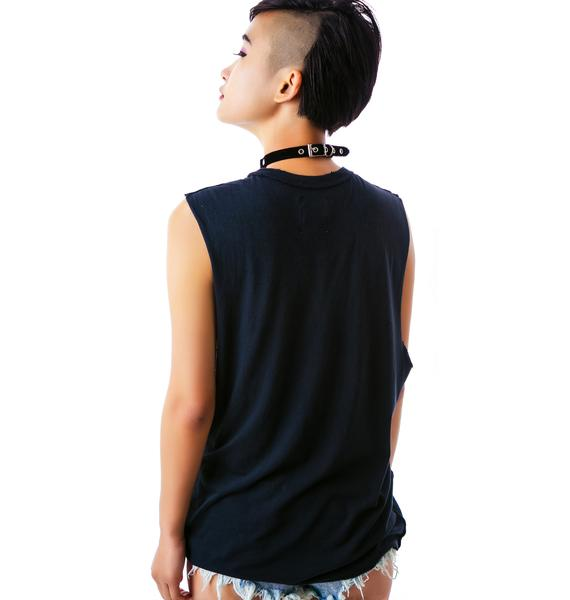 UNIF For A Good Time Sleeveless Tee