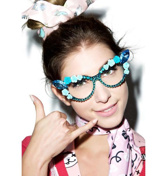 Her Tiny Teeth BeeBee Sunglasses
