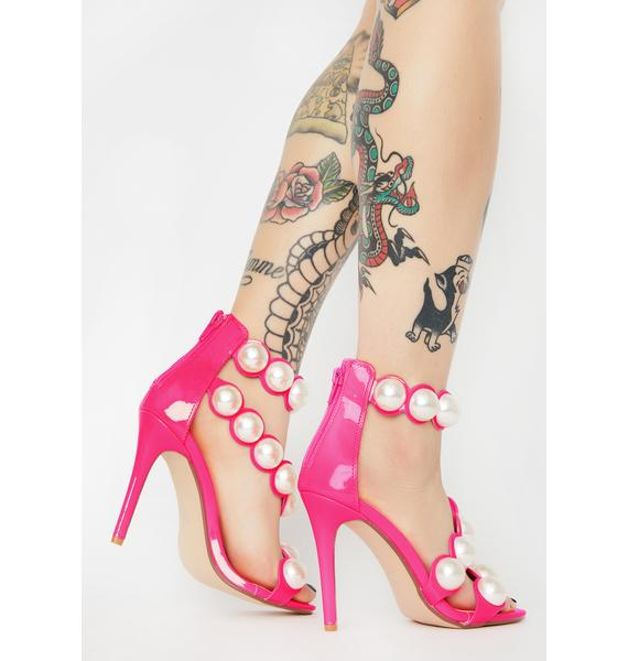 Lemon Drop by Privileged Andela Stiletto Heels