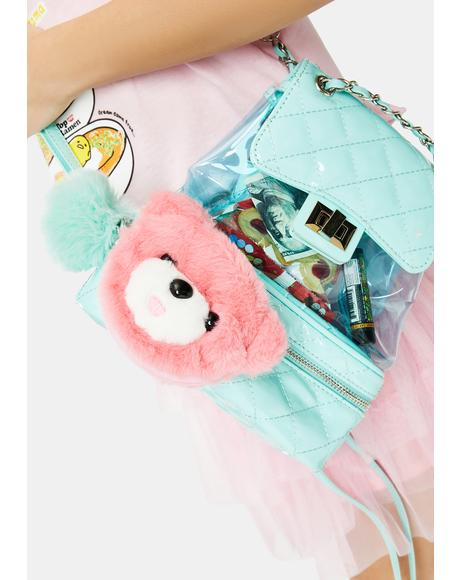 Hold Me Tight Teddy Bear Coin Purse