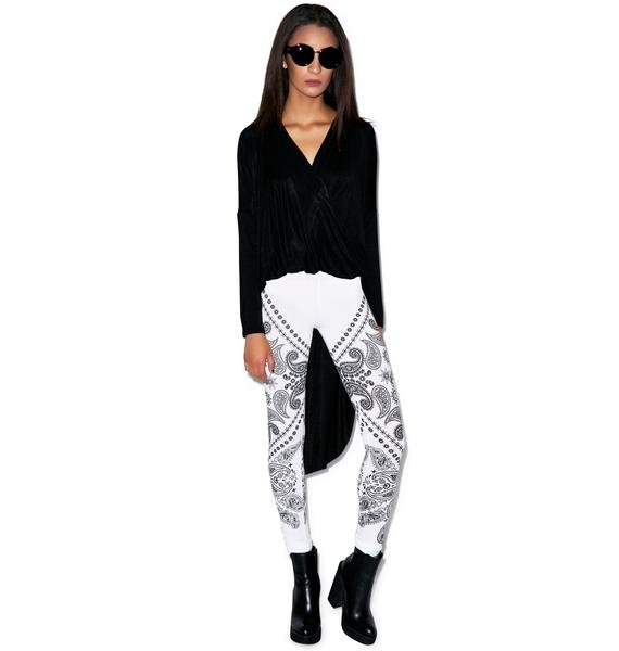 Oakland High Waist Leggings