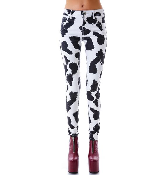Cowgirl Skinny Jeans