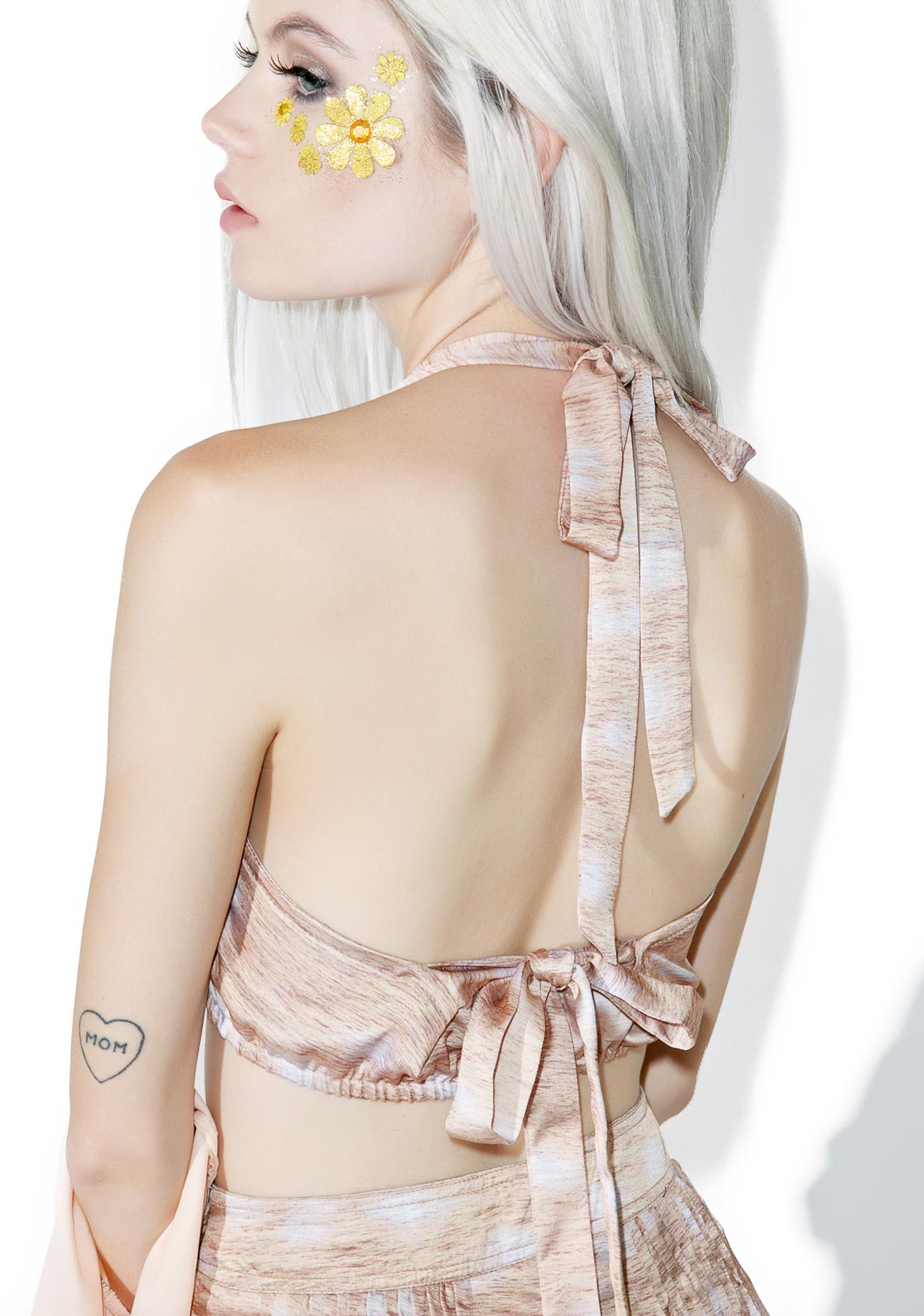 Fete Dauphine Fawn Bustier