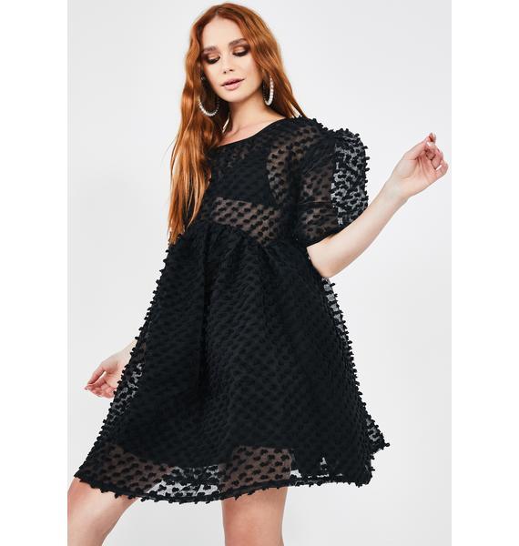 Sister Jane Aristocrat Mini Smock Dress