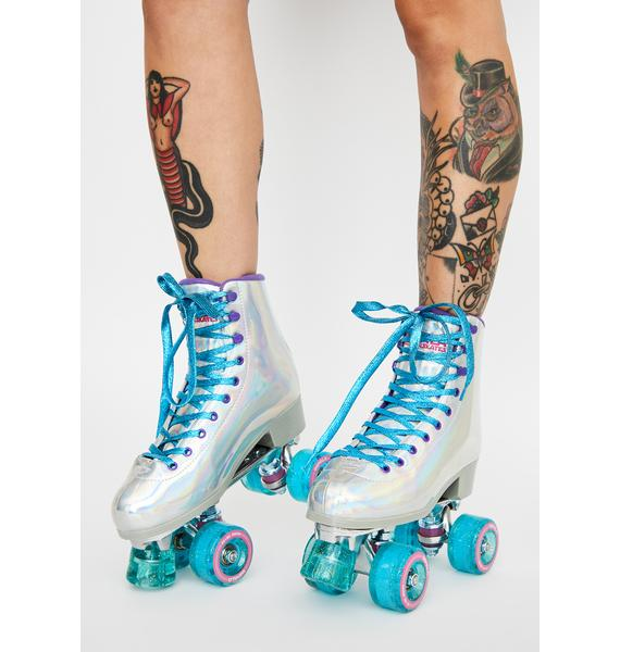 Impala Rollerskates Holographic Impala Quad Skates
