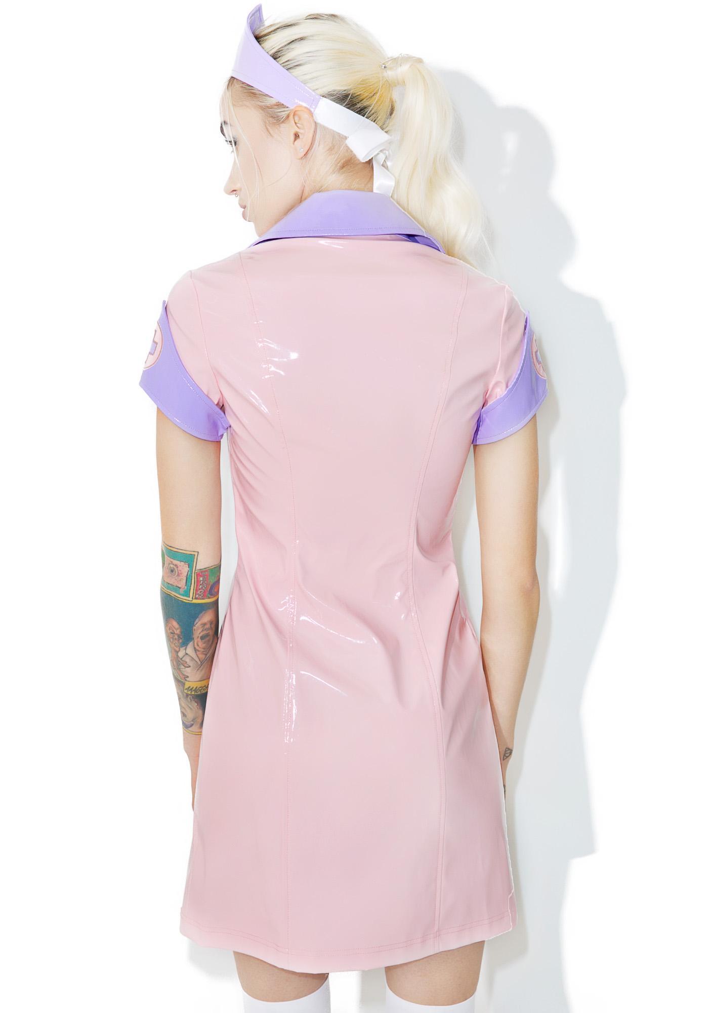 Y.R.U. Intensive Care Costume Set