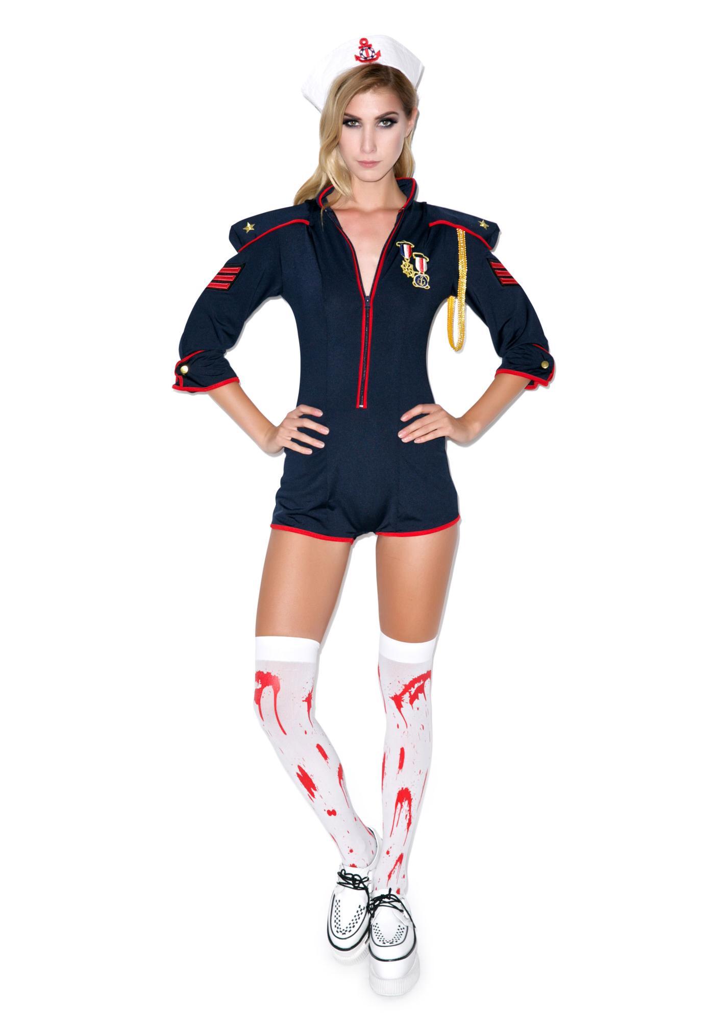 Fleet Captain Costume