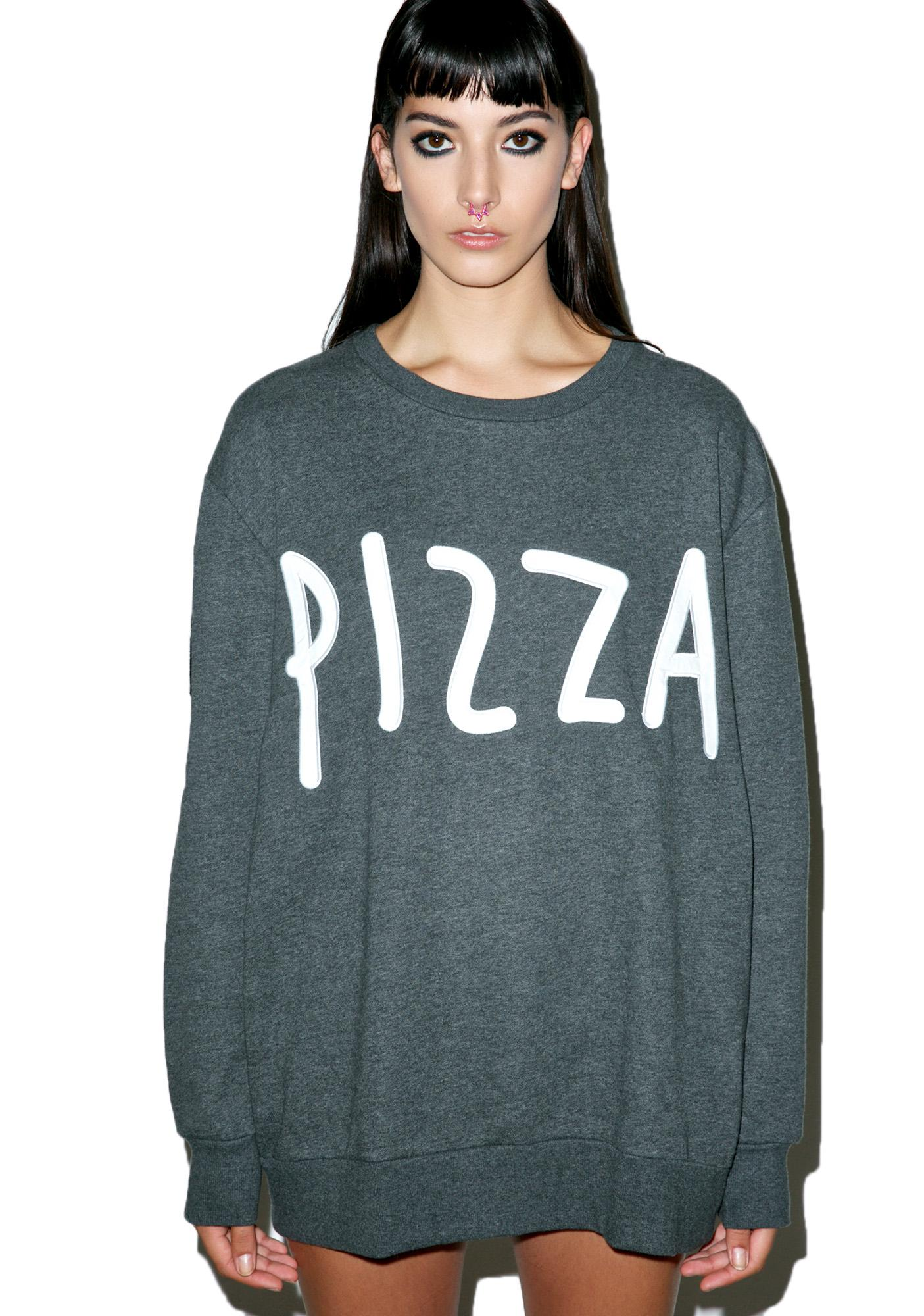 Cool Shit Pizza Sweatshirt