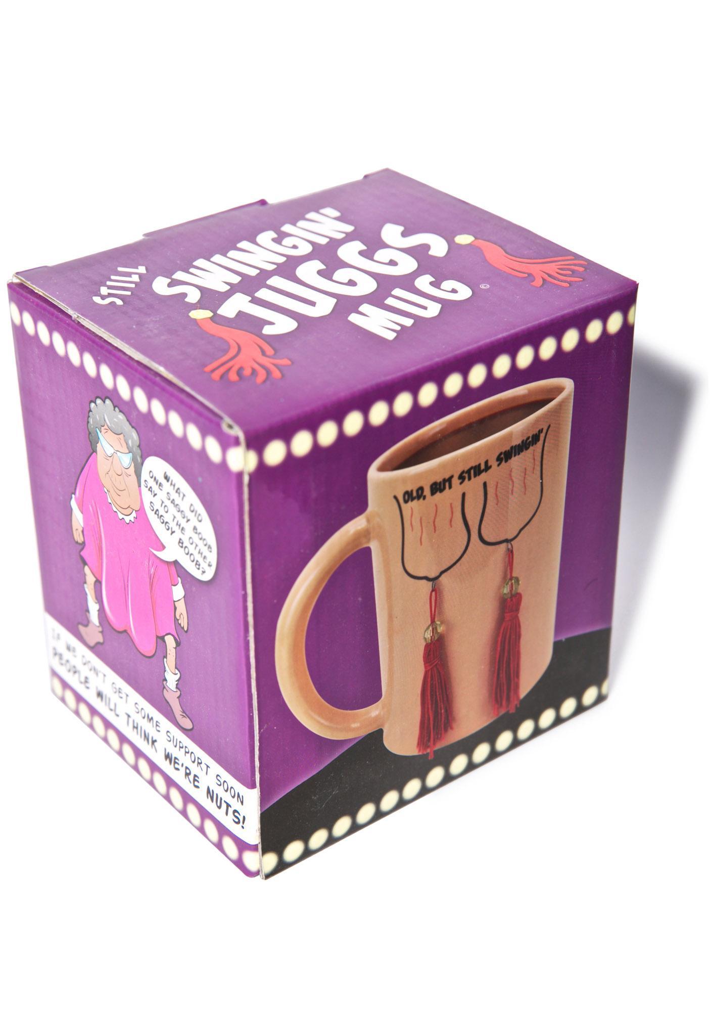 Still Swingin' Juggs Mug