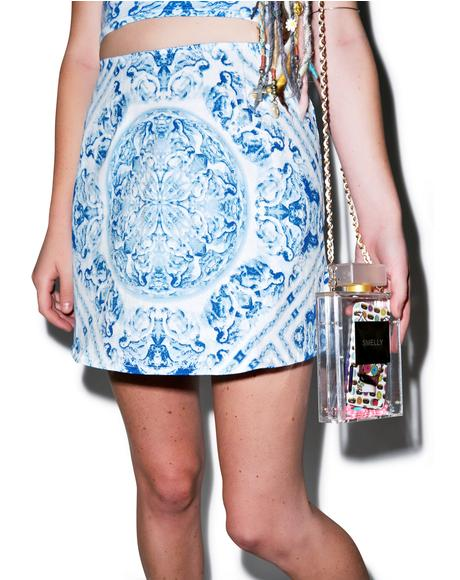 Serena Annie A-Line Skirt