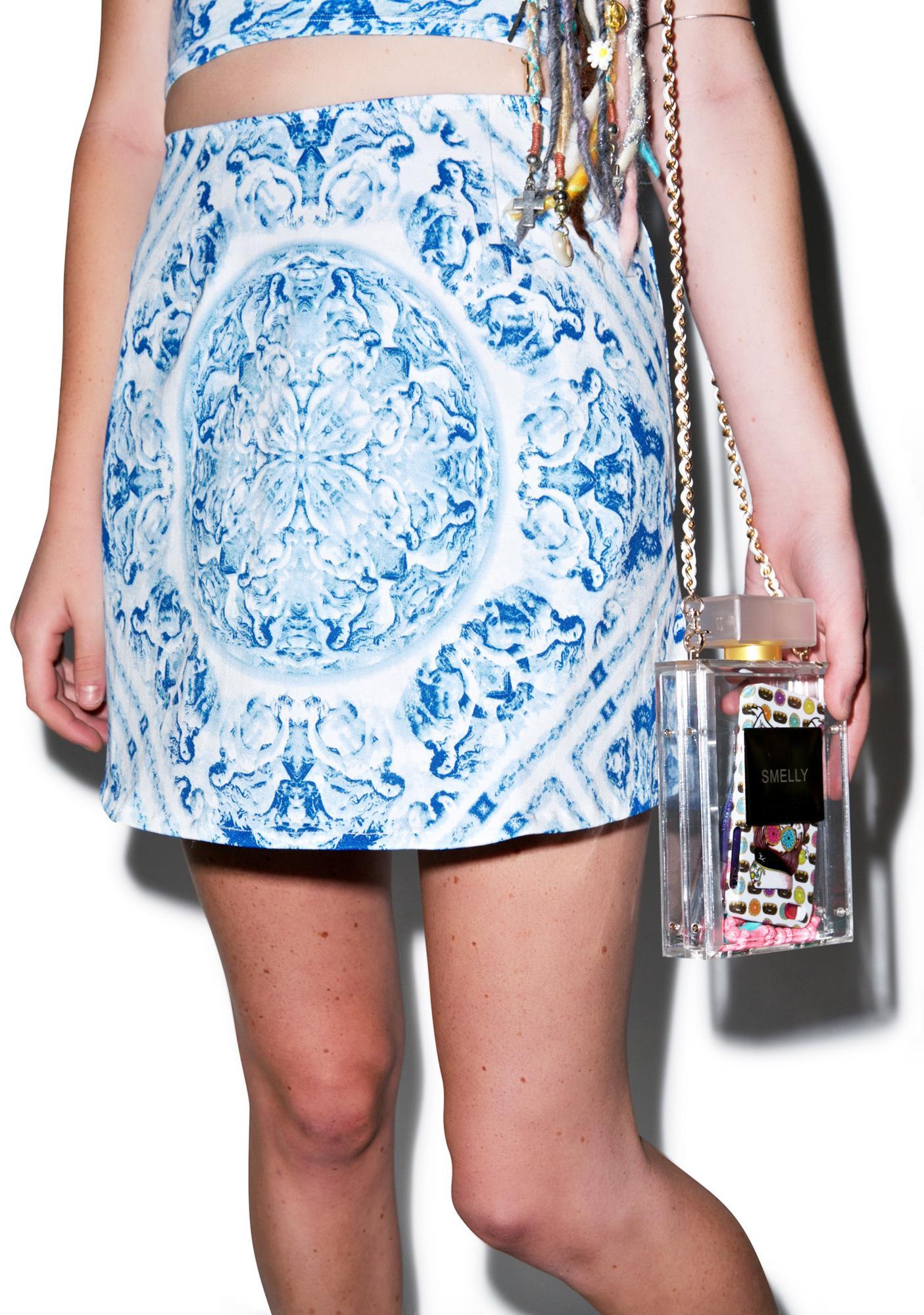 Motel Serena Annie A-Line Skirt
