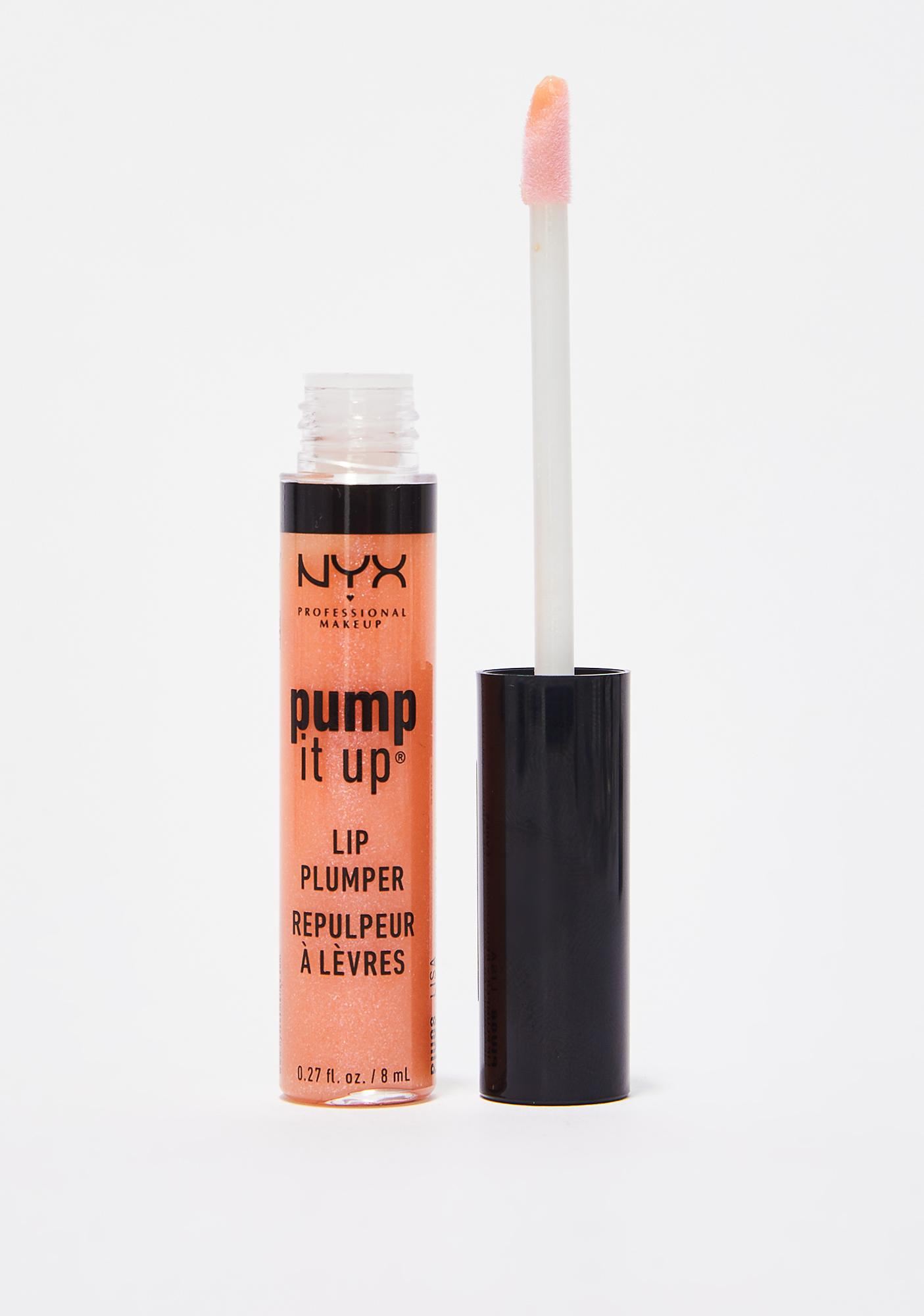 NYX Jessica Pump It Up Lip Plumper