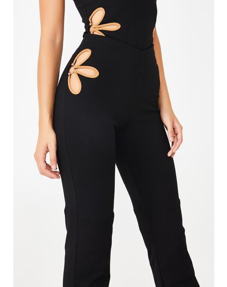 Terra Cut-Out Pants