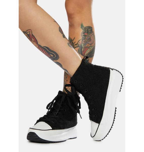 Make The Play High Top Sneakers