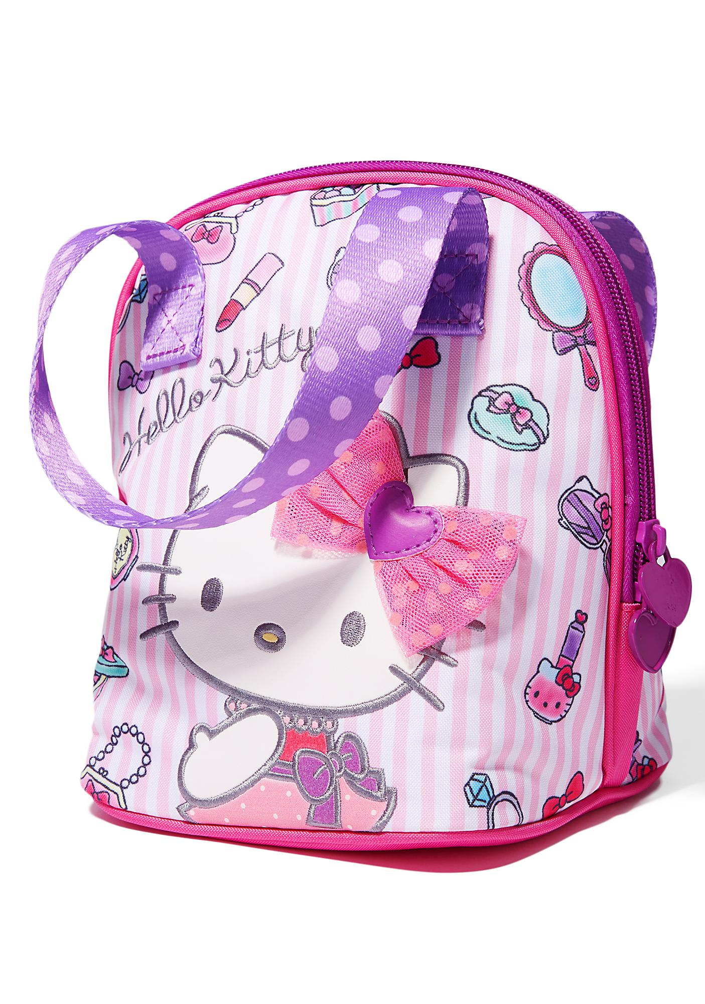 Sanrio Container Lunch Bag