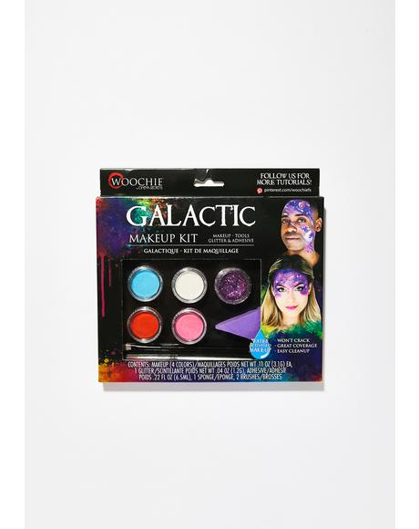 Galactic Gal Makeup Kit