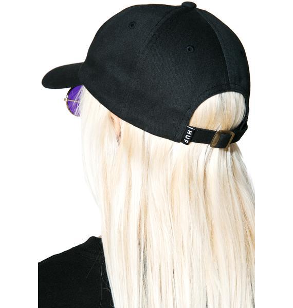 HUF Penthouse Curve Brim Hat
