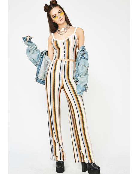 It'z A Lewk Stripe Set