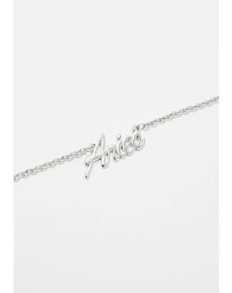 Perfectly Aries Chain Necklace