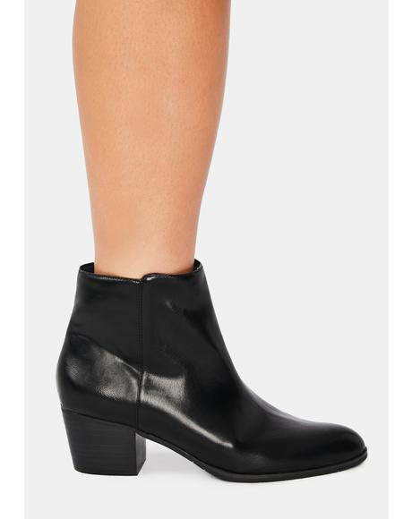 Remy Slip On Booties
