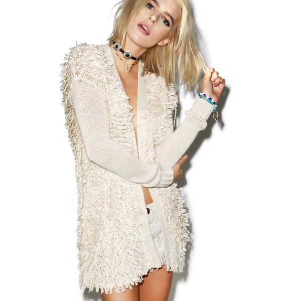 Somedays Lovin Expectations Knit Cardi