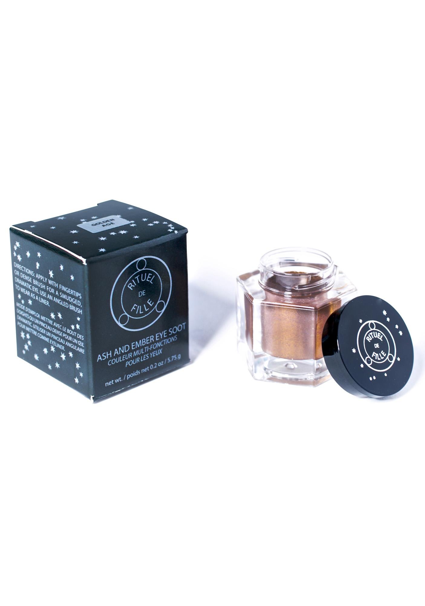 Rituel De Fille Goldenage Ash and Ember Eye Soot