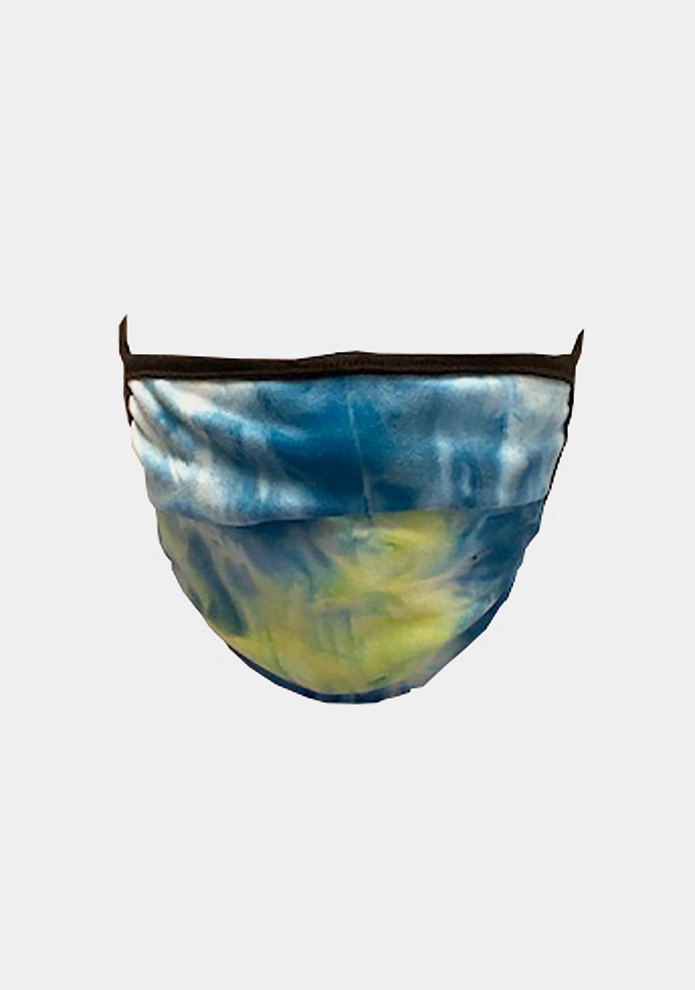 Wave Got U Covered Face Mask
