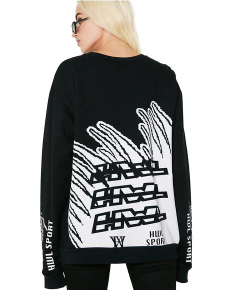Motocross Long Sleeve Top