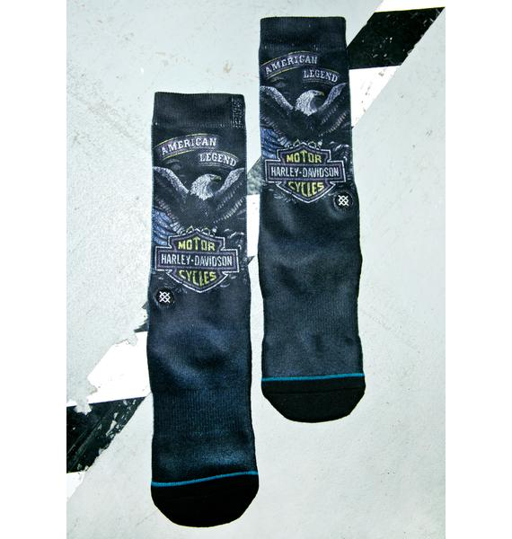 Stance X Harley Davidson Shovel Head Socks