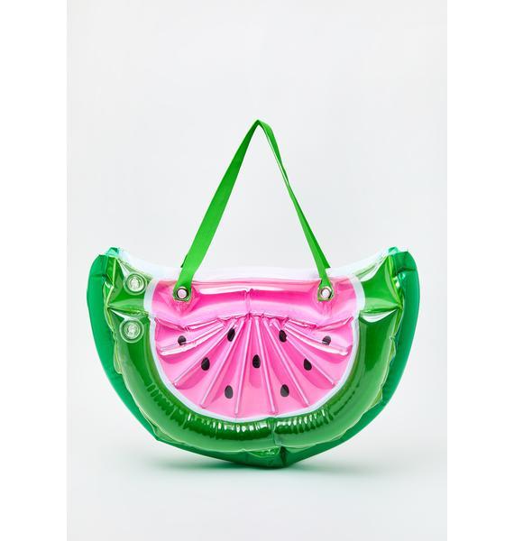 Beach Trip Watermelon Bag