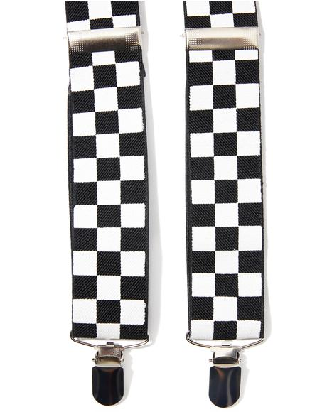 Impression That I Get Checker Suspenders
