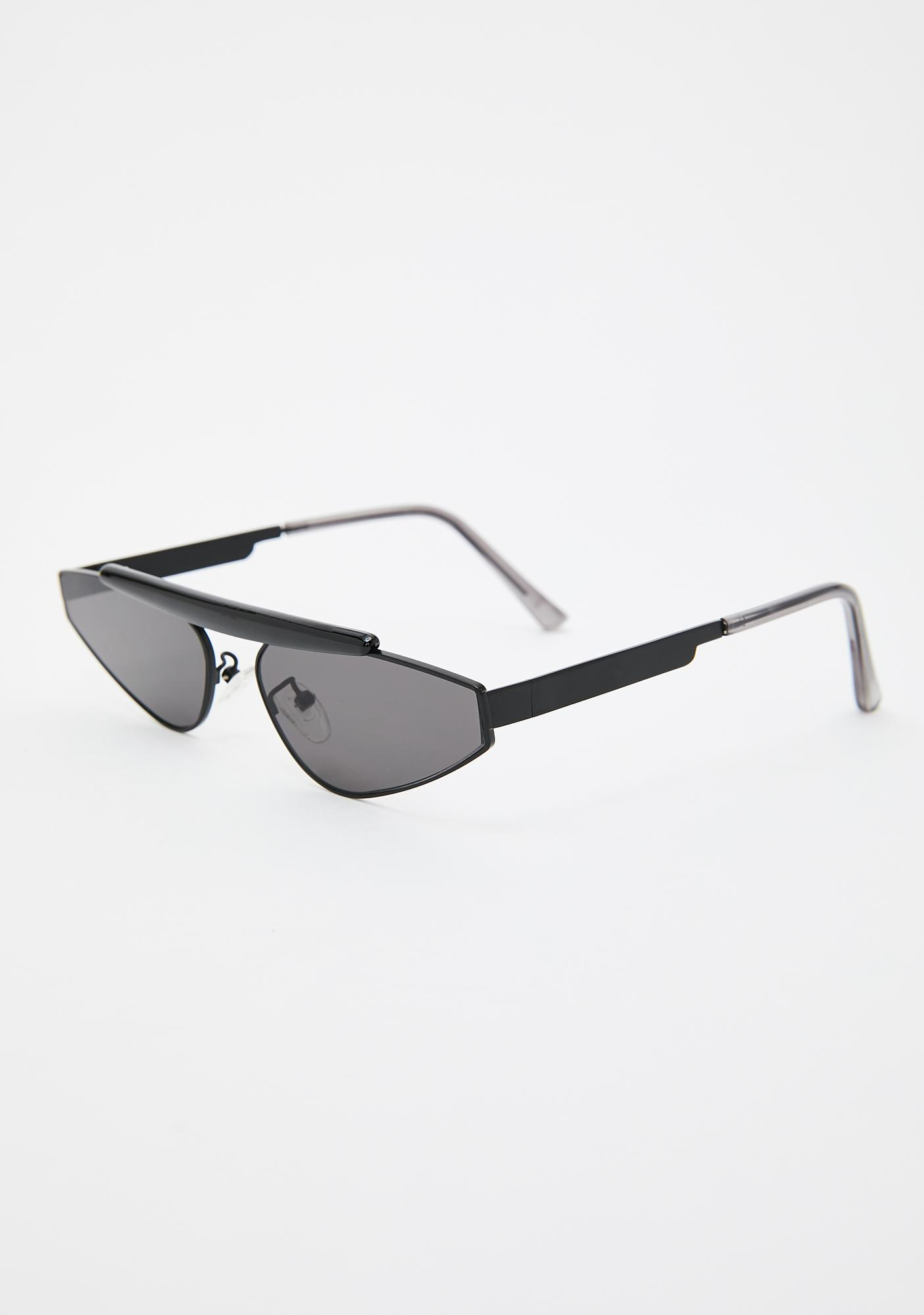 Shade Radar Triangle Sunglasses