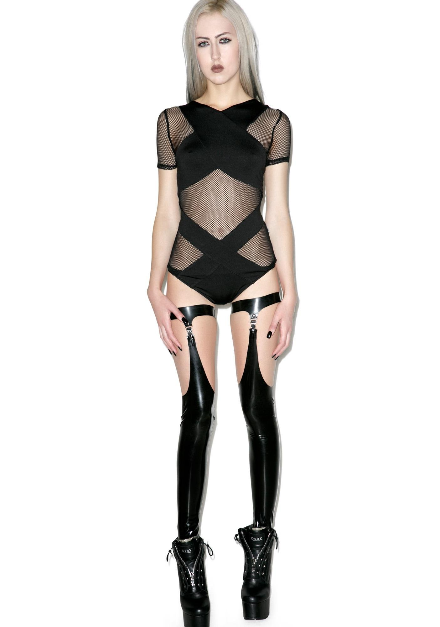 Mutation Mesh Bodysuit