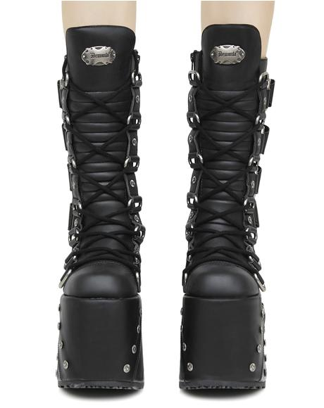 Queen Of The Damned Platform Boots
