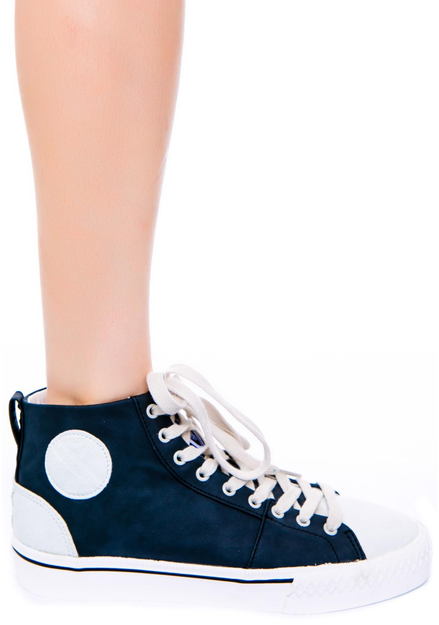 Iron Fist Duane Peters Broadway High Top Sneaker