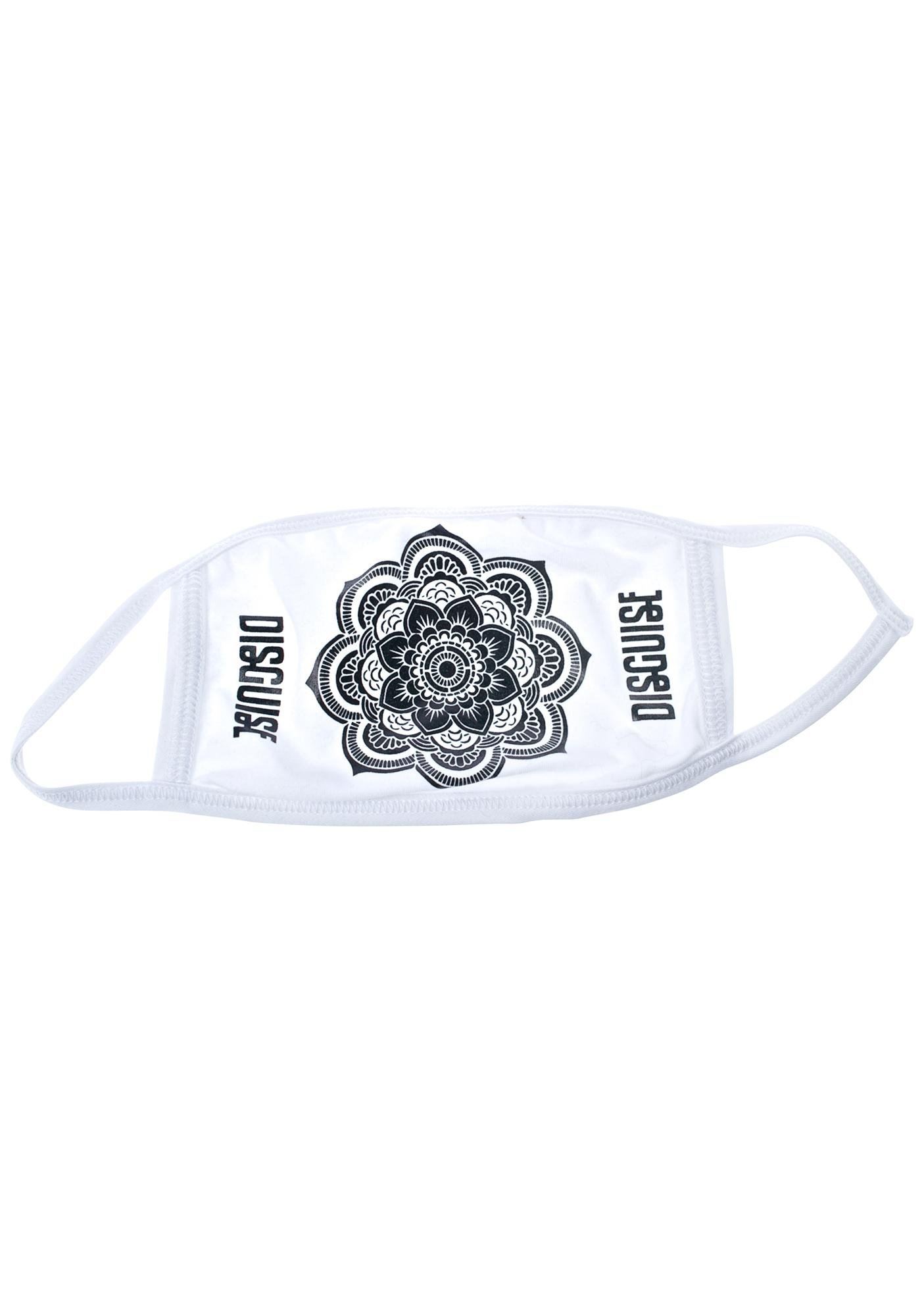 MeYouVersusLife X Disguise Mandala Flower Of Life Face Mask