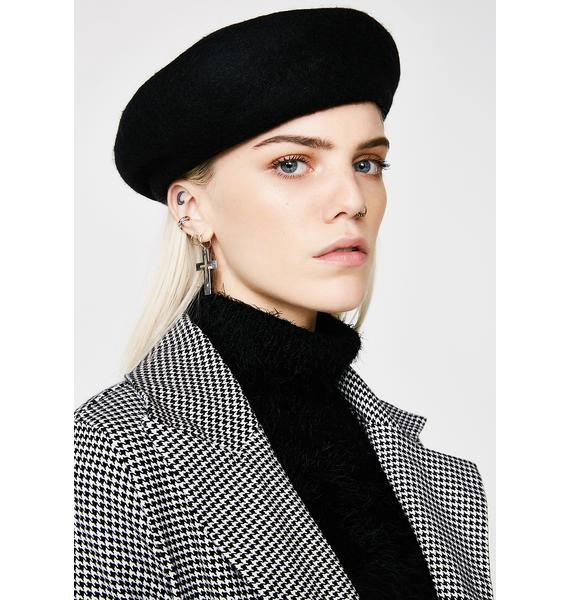 Midnight Revolution Bae Beret