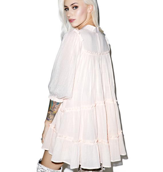 Enchanted Poet Swing Dress