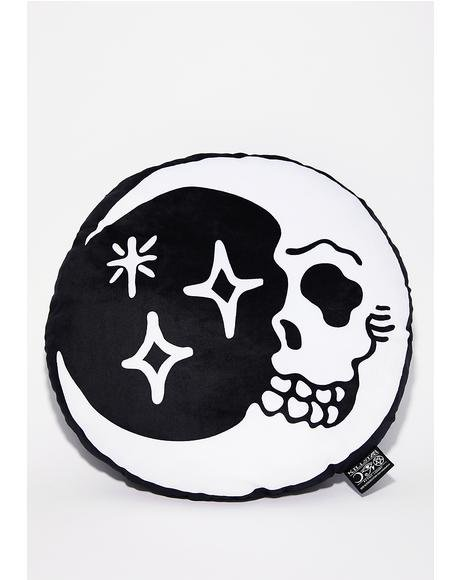 Moondaze Velvet Cushion