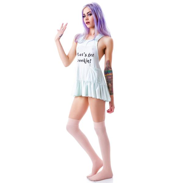 Wildfox Couture Let's Get Cookin Lil Apron Tank