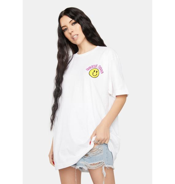 EXCLUSIVE DELIVERY CO. Enjoy Life Graphic Tee