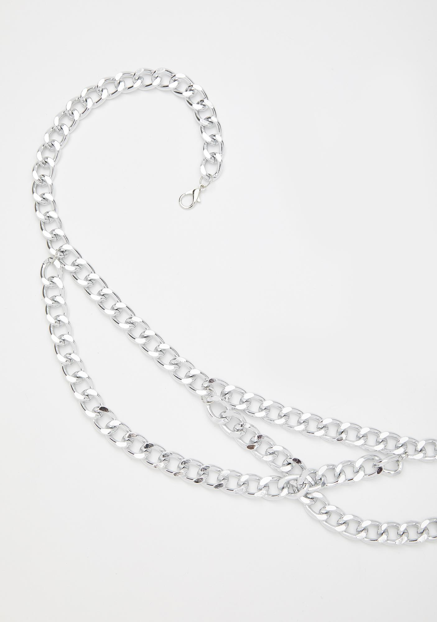Iron Riches On Riches Chain Belt