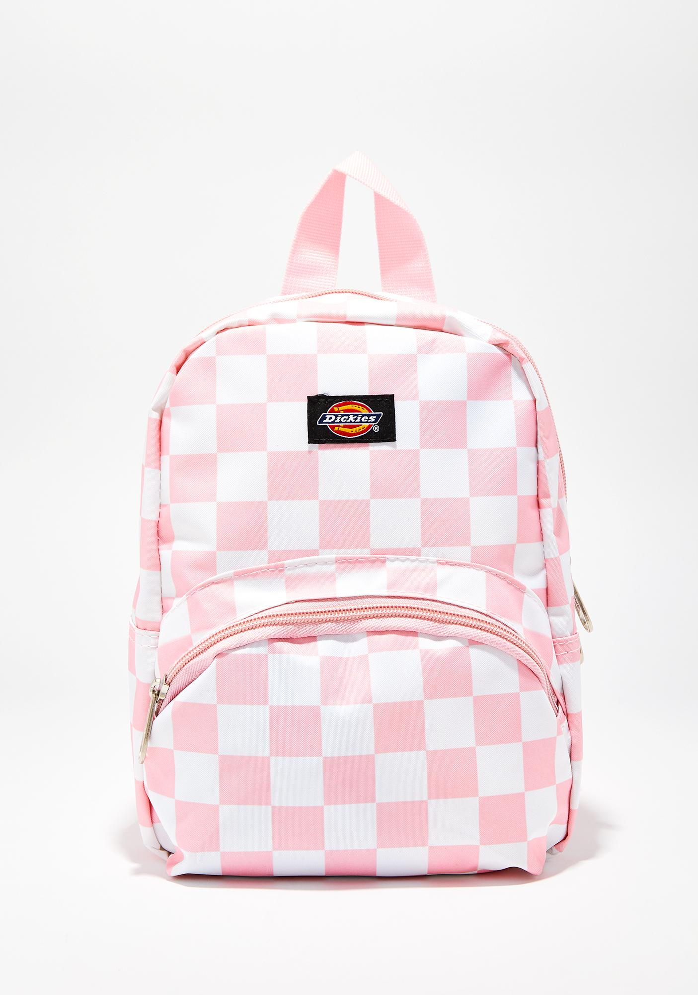 Dickies Candy Checkerboard Mini Backpack