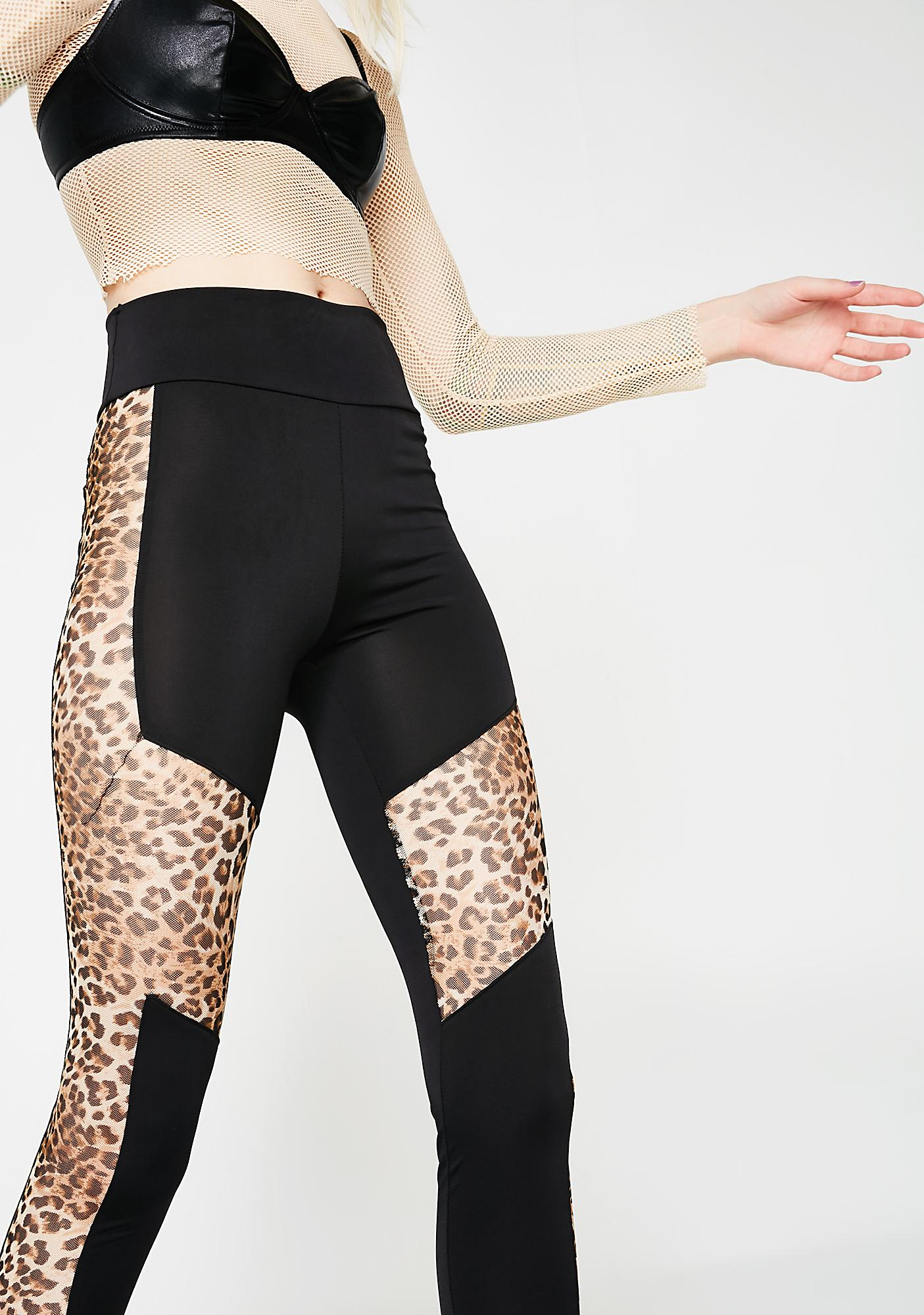 Can't Catch Kitty Leggings