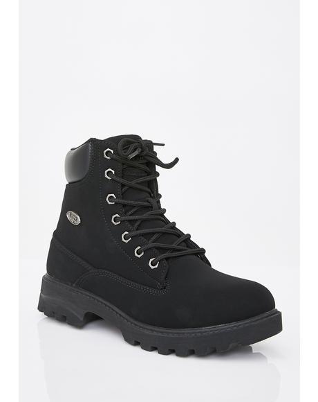 Onyx Empire Hi WR Boots