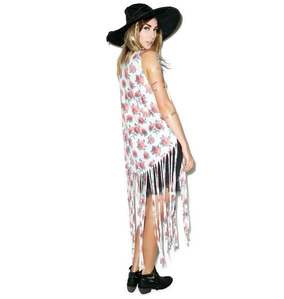 Wildfox Couture Gypsy Roses Tank