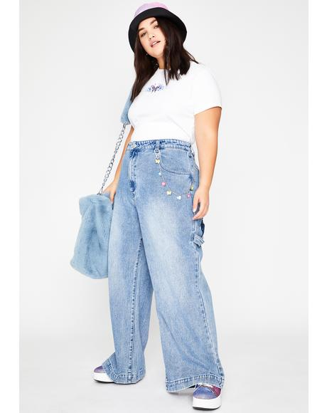 Always So Misunderstood Denim Jeans