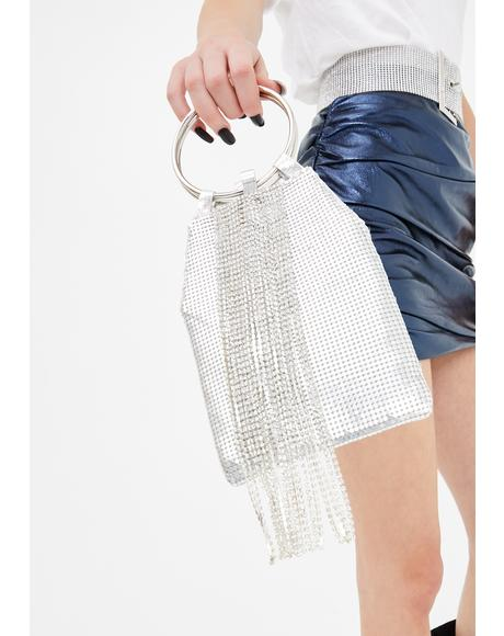 Show Me Your Rhinestones Handbag