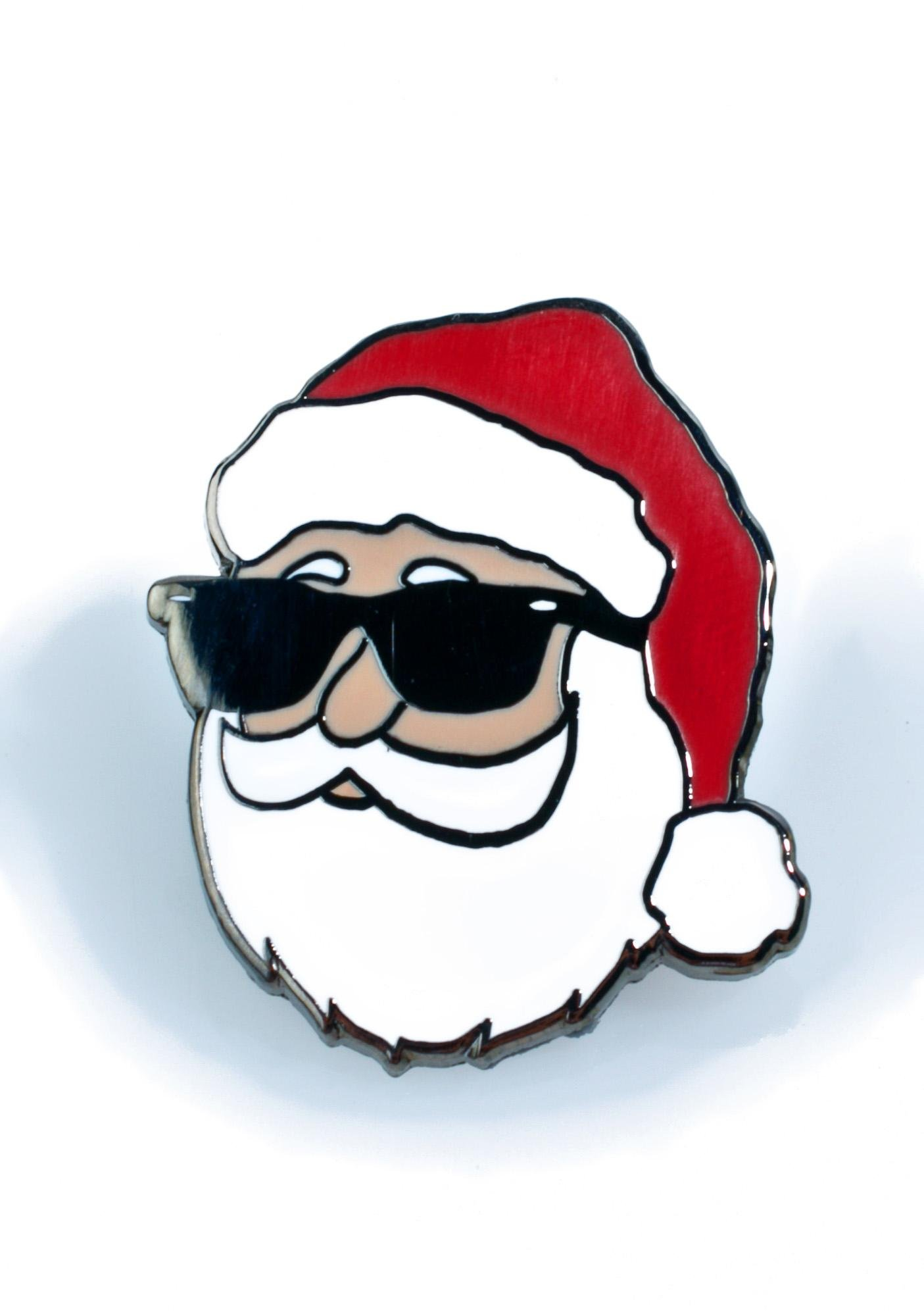 Valley Cruise Press Chill Santa Pin
